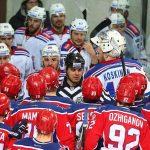 ЦСКА обыграл СКА вовтором домашнем матче полуфинальной серии Кубка Гагарина