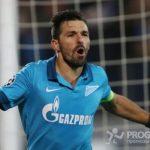 Полузащитник «Зенита» Данни выбыл изстроя доконца сезона