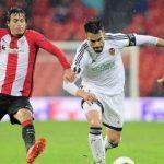 «Валенсия» обыграла «Атлетик», однако вылетела изЛиги Европы