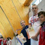 Сразу 6 наград и2 юношеских рекорда попали вкопилку слабослышащей пловчихи
