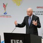 Инфантино попробует удостоверить ФИФА внеобходимости расширенияЧМ до40 участников