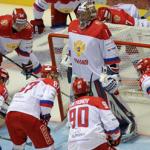 Сборная Российской Федерации побуллитам победила Словакию вовтором матче Еврочелленджа