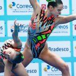 Сборная Украины посинхронному плаванию завоевала право участвовать вОлимпиаде