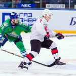 Новокузнецкий «Металлург» одержал победу у«Салавата Юлаева»— КХЛ