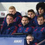 «Манчестер Юнайтед» проиграл «Вест Бромвичу»