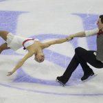 Французские фигуристы Пападакис иСизерон завоевали золото ЧМ, показав рекордный результат