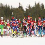 Русские биатлонисты завоевали бронзу всупермиксте наюношеской Олимпиаде
