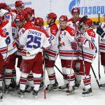 ЦСКА достиг 3-й победы над «Слованом» вКубке Гагарина