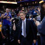Керр признан лучшим тренером НБА сезона