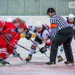 1-ый матч заключительной серии хоккеисты «Ростова» проиграли