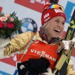 Женский биатлонный спринт начемпионате мира выиграла норвежка Тирил Экхофф
