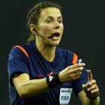 Лучшая арбитр мира будет судить матч чемпионата Украинского государства пофутболу