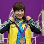 Украинка Костевич— чемпионка Европы пострельбе изпистолета