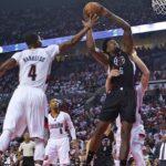 «Индиана» и«Майами» одержали победы, сравняв счет всериях плей-офф НБА