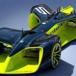 1-ый беспилотный гоночный электроболид— RoboCar