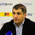 Тетрадзе подал вотставку споста основного тренера «Енисея»