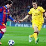 «Барселона» повторно обыграла «Арсенал»— Лига Чемпионов