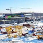 Строительство стадиона «Самара-Арена» идет всоответствии сграфиком— Застройщик