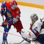 Сборная РФ вновь обыграла Норвегию вматче Еврочелленджа