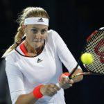 Младенович пробилась во 2-ой раунд турнира вДубае