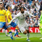 «Лас-Пальмас»— «Реал Мадрид»