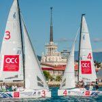 Сильнейшие яхт-клубы Российской Федерации примут участие вовсероссийских соревнованиях парусников вСочи