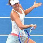 Русская теннисистка Мария Шарапова из-за травмы пропустит турнир вДохе