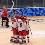 Юношеская Олимпиада: русские хоккеисты сильнее канадцев