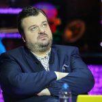 Комментатор Василий Уткин отыскал работу нателевидении