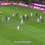 «Интер» победил «Болонью» ивышел на4-е место вчемпионате Италии