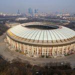 Москва готовится кЧемпионату мира пофутболу опережающими темпами— Собянин