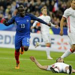 Сборная Российской Федерации уступила Франции втоварищеском матче