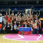 Баскетболистки «Надежды» победили «Фенербахче» исыграют вфинале Евролиги сУГМК