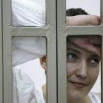 Н.Савченко неотказалась отнамерения объявить голодовку после вердикта — юрист