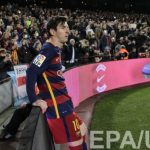 «Барселона» обыграла «Севилью» ипродлила свою беспроигрышную серию вПримере