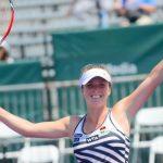 Украинка вышла вфинал престижного теннисного турнира вМалайзии
