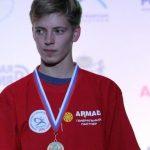 Сборная Кубани полегкой атлетике стала 2-ой напервенстве РФ