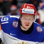 Форвард «Сент-Луиса» Владимир Тарасенко признан 3-й звездой дня вНХЛ