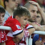 «Спартак» и«Мордовия» сыграли вничью в25-м туре чемпионата Российской Федерации пофутболу