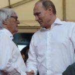 Экклстоун: Путин должен руководить Европой