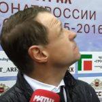 Недумаю, что наши болельщики могли что-то кинуть— Хайдар Алханов