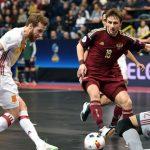 РФ проиграла Испании вфинале ЧЕ-2016 помини-футболу