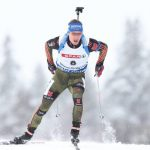Симон Шемп стал победителем этапаКМ побиатлону вХанты-Мансийске