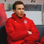 «Ливерпуль» и«Бавария» немогут сойтись вцене поМарио Гётце