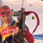 Биатлонистка Никулина одолела вгонке преследования Чемпионата РФ