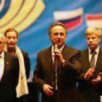 Мутко: РФнебудет бойкотировать ОИ, если легкоатлетов недопустят доучастия