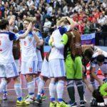 Жители России пробились вфинал Евро