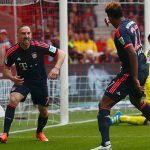 «Бавария» навыезде обыграла «Штутгарт» в29-м туре чемпионата Германии пофутболу