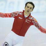 Конькобежец Юсков снялся счемпионата мира вклассическом многоборье