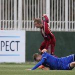 Сборная Российской Федерации (U-17) разгромно проиграла Италии